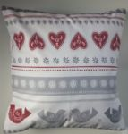 Cushion Cover Made in Next Christmas Birds 16""